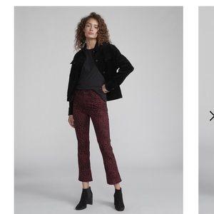 NEW • Rag & Bone • Hana High Rise Boot Cut Jeans